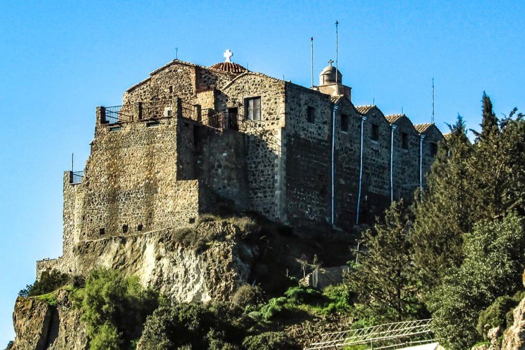Stavrovouni vienuolynas