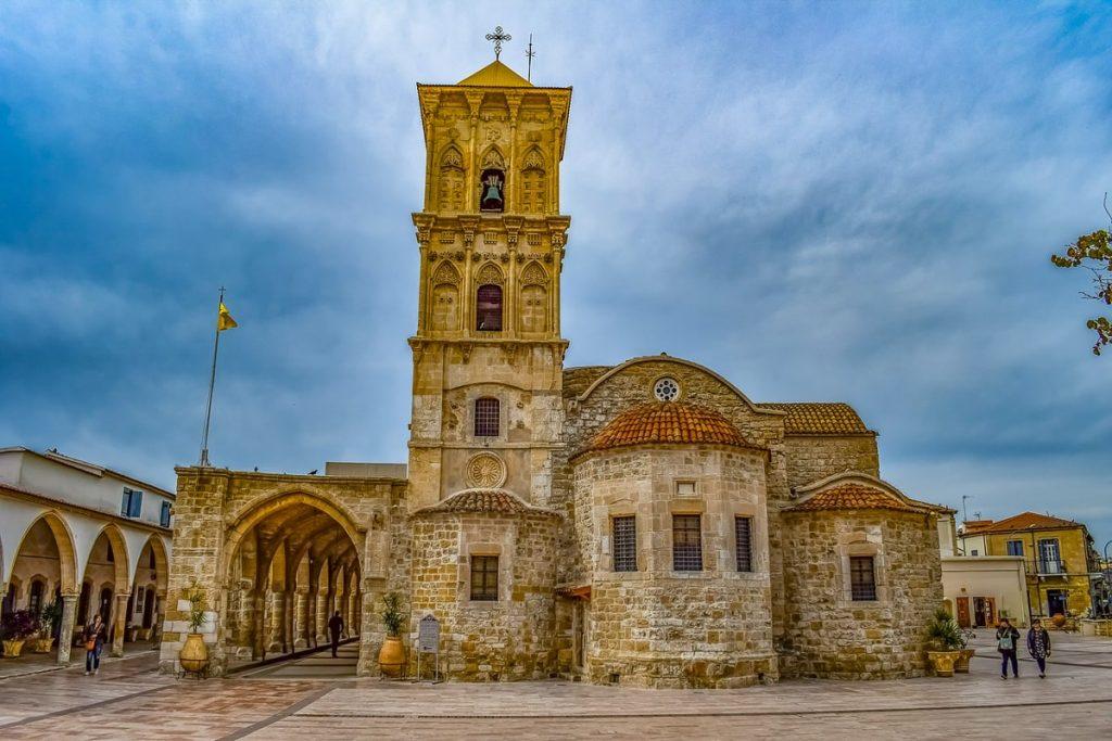 Švento Lazaro bizantinė bažnyčia