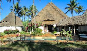 Zanzibaras viešbutis namukas