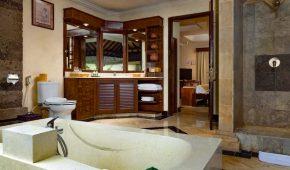 Balis viešbutis vonia