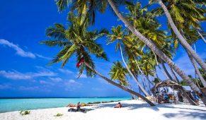 Maldyvai viešbutis paplūdimys