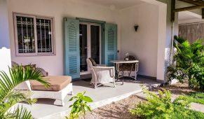 Mauricijus viešbutis sodas