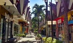 Borakajus viešbutis gatvė