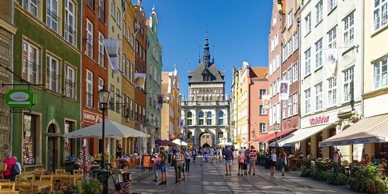 Pigūs skrydžiai iš Londono į Gdanską, Lenkiją – tik 16 svarų į abi puses!