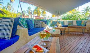 Viešbutis Zanzibaras fojė