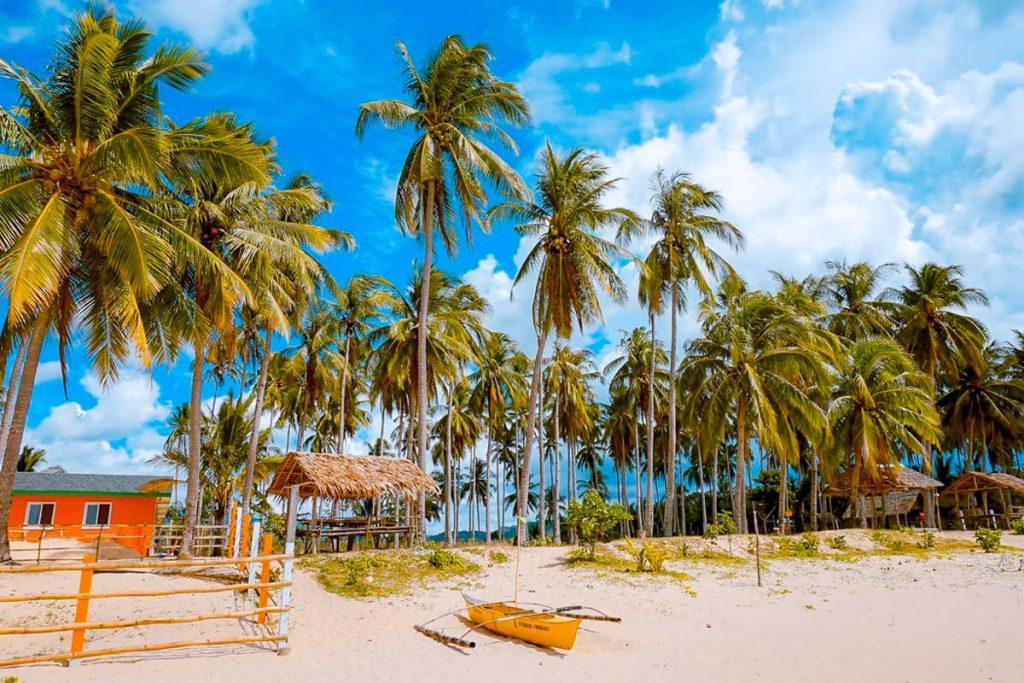Palavano sala kelionė