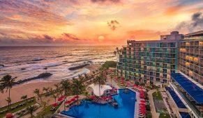 Viešbutis Šri Lanka panorama