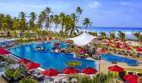Viešbutis Šri Lanka baseinas