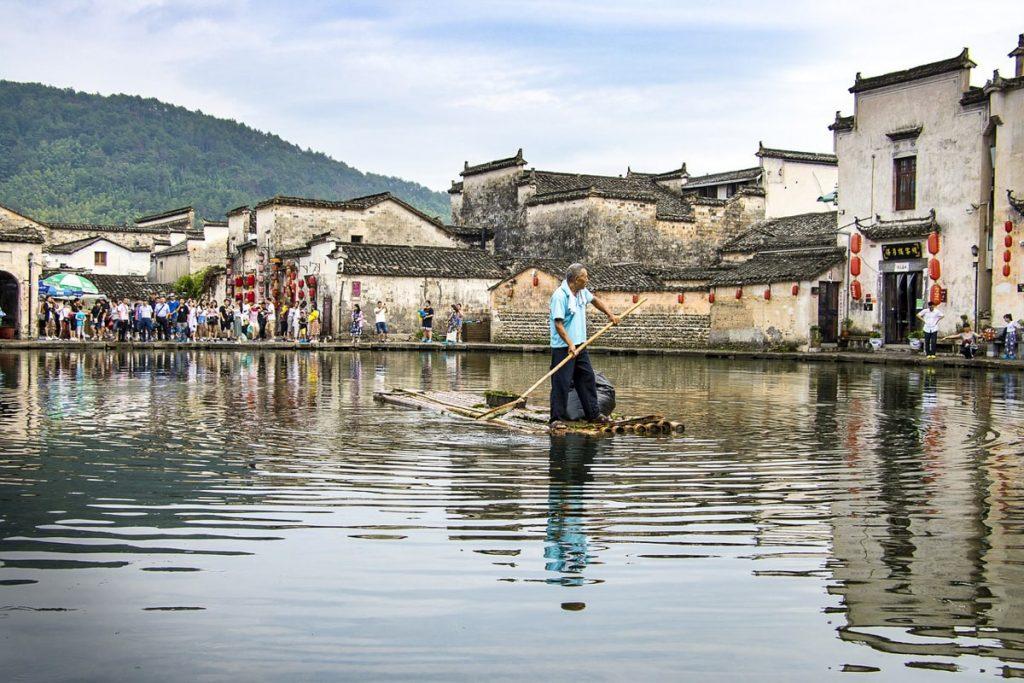 Hongcun kaimas