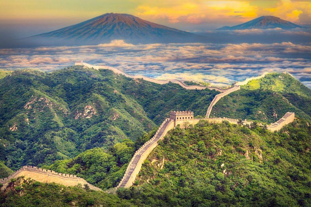 Kinija lankytinos vietos
