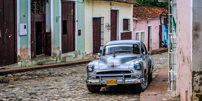 Kalėdos Kuboje