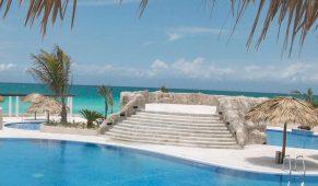 Viešbutis Kuba jūra