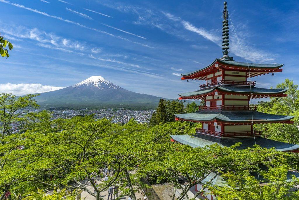 Japonija poilsinės kelionės