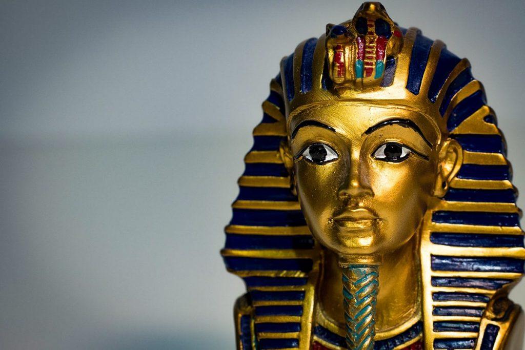 """Paroda """"Tutanchamonas: jo kapas ir lobiai"""""""