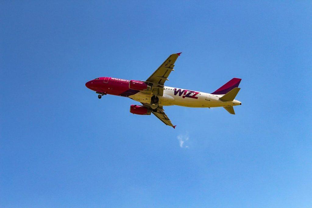 """Wizz Air"""" naujienos"""