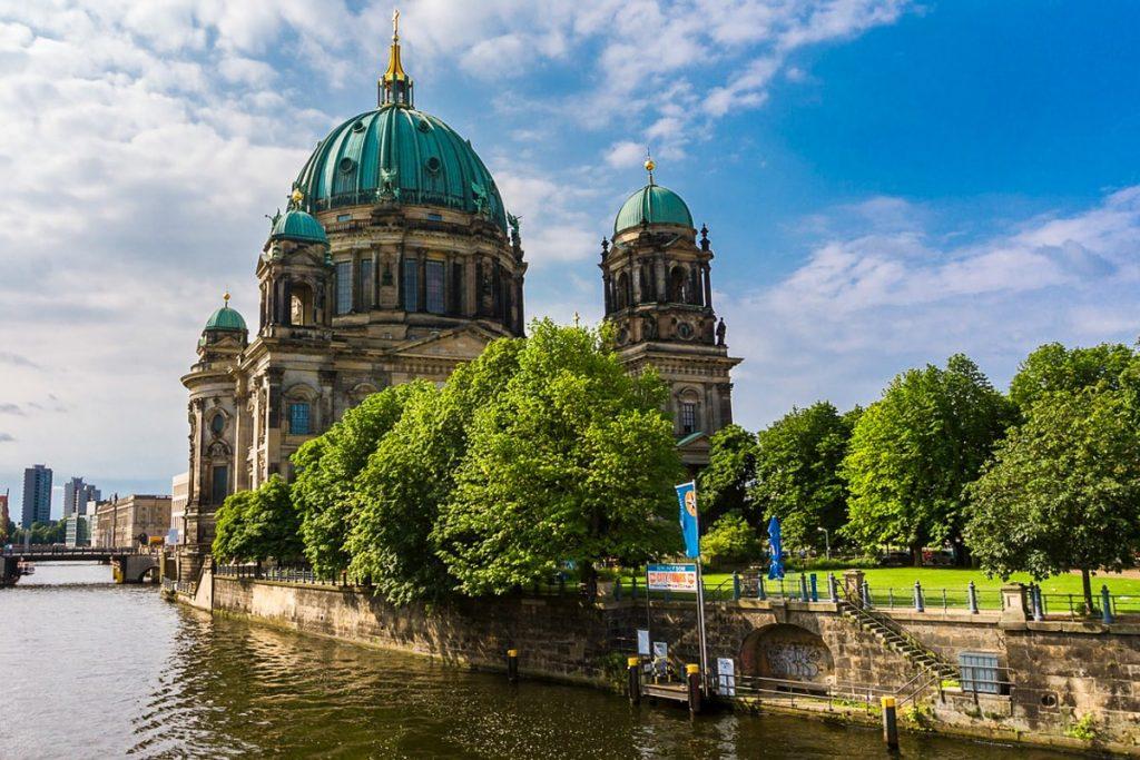 Berlyno muziejai