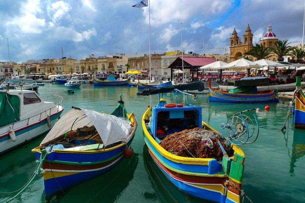 Maltos sala lankytinos vietos