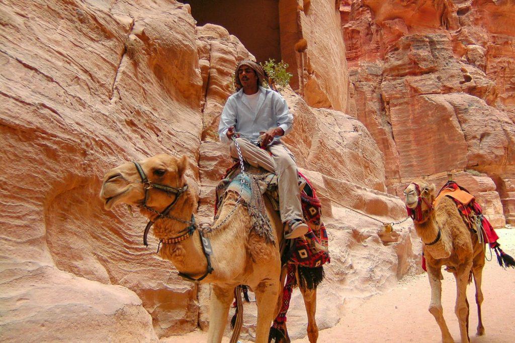 Jordanija lankytinos vietos