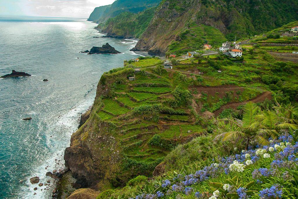 Įsimintinos atostogos Madeiroje