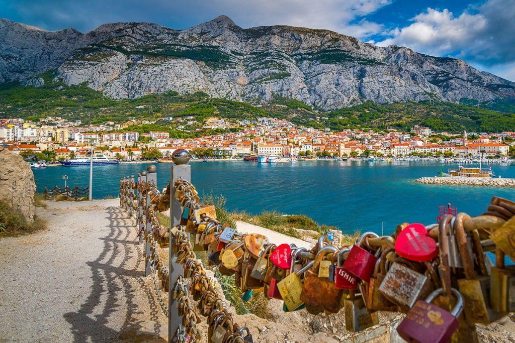 Makarska poilsinės kelionės