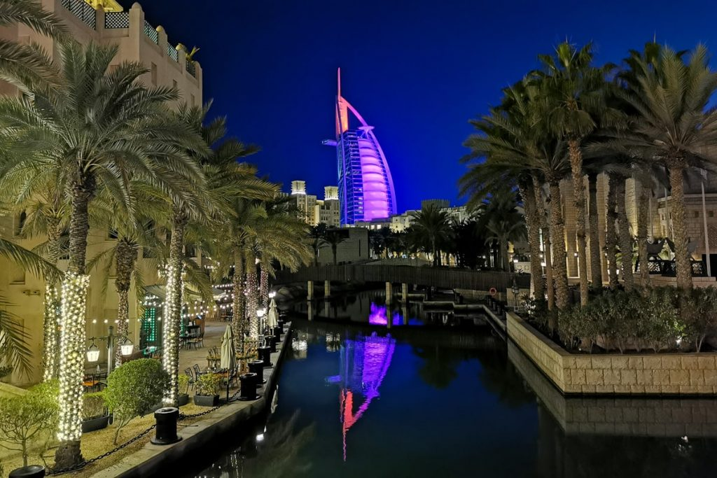 Atostogos Dubajuje su šeima