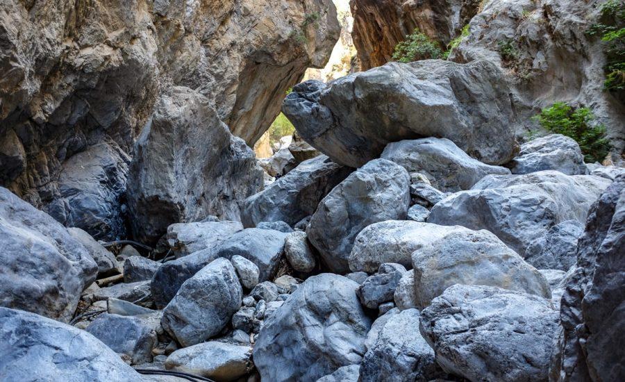 sarakinos kanjonas